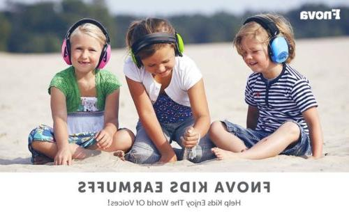 Muffs Cancelling For Kids