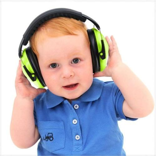 US Baby Safety Muffs Noise Cancelling For Hearing Protection