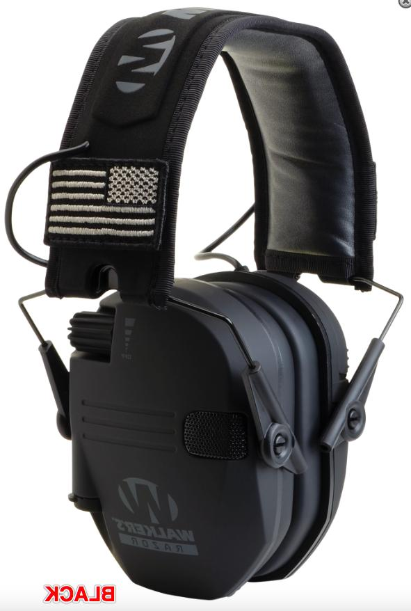 WALKER'S WALKERS PATRIOT SERIES SLIM SHOOTER ELECTRONIC MUFF