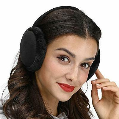 LETHMIK Winter Ear Muffs Outdoor,Mens&Womens Faux ONE SIZE