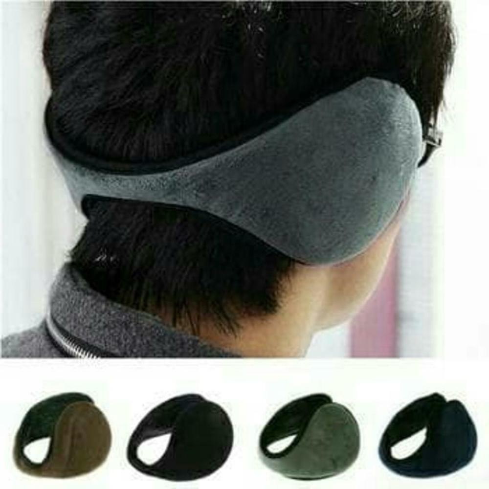winter fit behind the head ear warmers