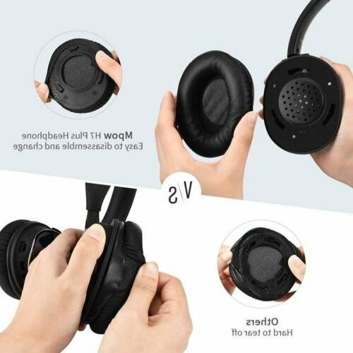 Mpow Stereo Over Ear Headset