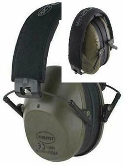 TITUS Low-Profile High Decibel NRR Safety Earmuffs (No No Po