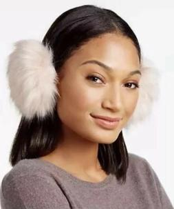 Marcus Adler Women's Earmuffs Blush Pink Faux Fur Cold Win