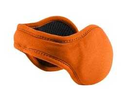 180s Men's Urban Blaze Orange Ear Warmers Adjustable EarMuff