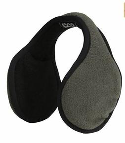 180s Mens Tec Fleece Adjustable Ear Warmers Ear Muffs NEW