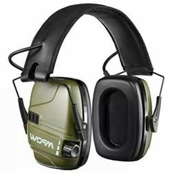 Mpow HP094A Electronic Shooting Ear Protection Rechargeable,