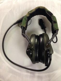 MSA Sordin Supreme Pro Noise Headset With Boom and Microphon