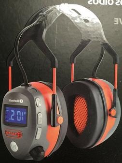 NEW Tactix 488133 Bluetooth safety earmuffs with FM Radio