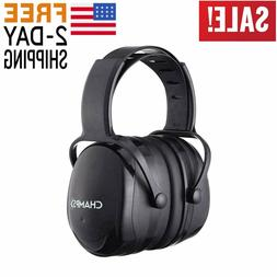 Noise Cancelling Ear Muffs Shooting Range Hearing Protection