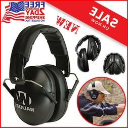 Noise Reduction Ear Muffs Hearing Protection Gun Shooting Sa