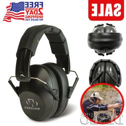 Noise Reduction Safety Ear Muffs Shooting Hearing Protection