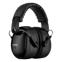 Noise Reduction Safety Ear Muffs Professional DefendersHea