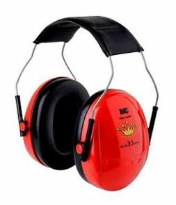 3M Peltor Optime Kid Little Princess Red Children Ear Muffs