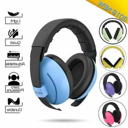 Outdoor Kids Ear Protection Earmuffs Airplane Noise Cancelli