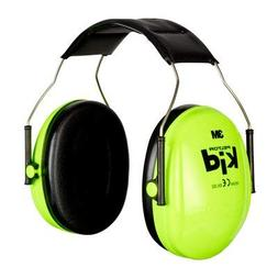 3M Peltor Kid H510Akgc Ear Protectors For Children Aged 2 An