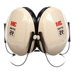 3M Peltor Optime 95 Behind-the-Head Earmuffs, Hearing Conser