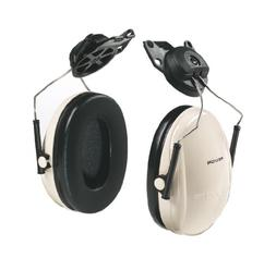 3M Peltor Optime 95 Cap-Mount Earmuffs, Hearing Conservation