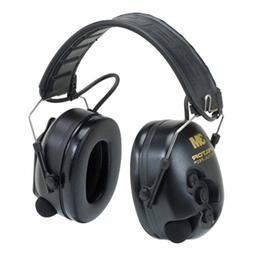 3M Peltor TacticalPro Communications Headset MT15H7F SV, Hea
