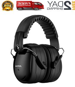 Headphones Ear Muffs Hearing Protection  for children and ad