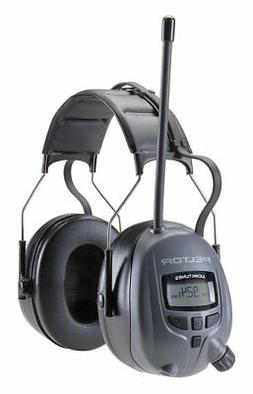 3M Peltor WorkTunes Digital Hearing Protector, MP3 Compatibl