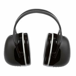 Peltor X-Series Over-the-Head Earmuffs, NRR 31 dB, One Size