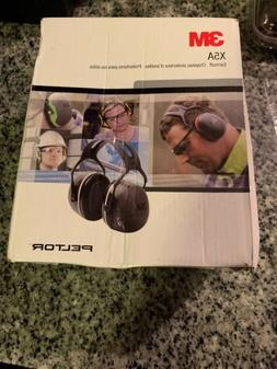 3M Peltor X-Series Over the Head Earmuffs NRR 31 dB One Size