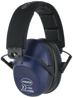Titus™ Low Profile Ear Muffs w/ Case 34 NRR Shooting Range