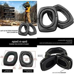 Prohear Gep02 Gel Ear Pads For Howard Leight By Honeywell Im