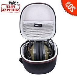 protection case electronic ear muffs noise cancelling