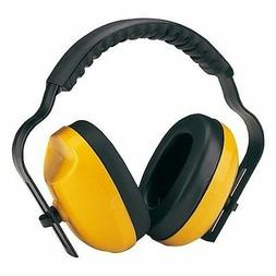 Hearing Protection Ear Muffs Construction Shooting Noise Red