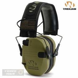 Walkers Game Ear Protection For Shooting W Mic Aux Input Jac