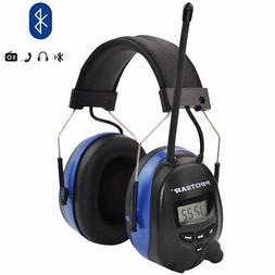PROTEAR Bluetooth & Radio AM/FM Hearing Protection Headphone