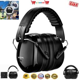 Mpow Safety Ear Muffs, Hearing Protection EarMuffs Noise Can