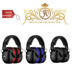 Safety Ear Muffs Noise Reduction Shooters Hearing Protection