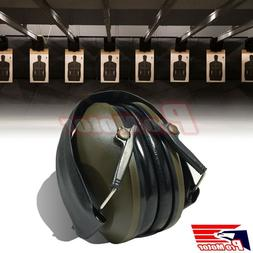 safety range noise cancelling ear muffs folding