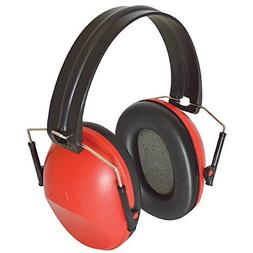 SAS Safety SAS29 Foldable Low-Profile NRR Earmuff - 29 Decib