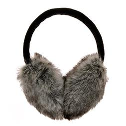 ZLYC Womens Girls Winter Fashion Adjustable Faux Fur EarMuff