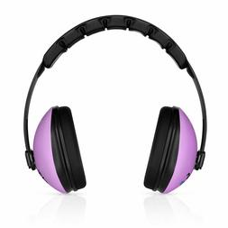 HearTek Small Baby / Kids Earmuffs Hearing Protection with T