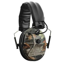 PROTEAR Sound Amplification Electronic Shooting Earmuff with