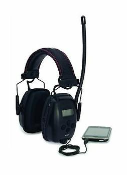 Howard Leight by Honeywell Sync Digital AM/FM Radio Earmuff