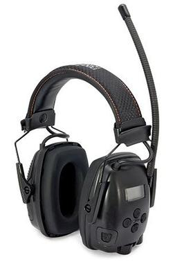SYNC Digital AM/FM Radio Earmuffs - SYNC AM/FM earmuffs  - R