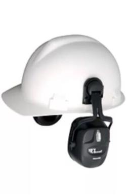 Bilsom T3H HardHat Mounted Dielectric Ear Muffs Hearing Prot