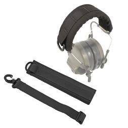 Tactical Earmuff Advanced Modular Headset Cover Molle Headba