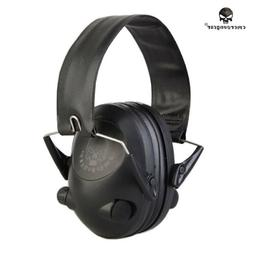 Emerson Tactical Peltor 6S Electronic Headset Noise Hearing