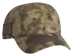 Kryptek Tonal Side American Flag Cap