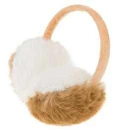 Knolee Unisex EarMuffs Faux Furry Earwarmer Winter Outdoor E
