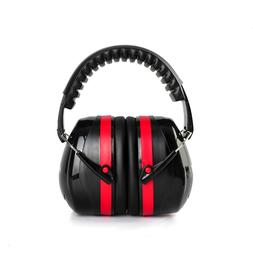 us foldable ear muffs noise reduction 34db