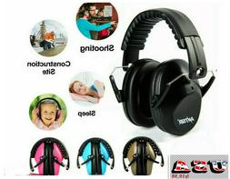 US Protect ear Hearing reduce Noise Reduction 34dB  Ear Muff