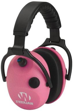 Walkers Alpha Power Muff, Pink/Carbon Graphite